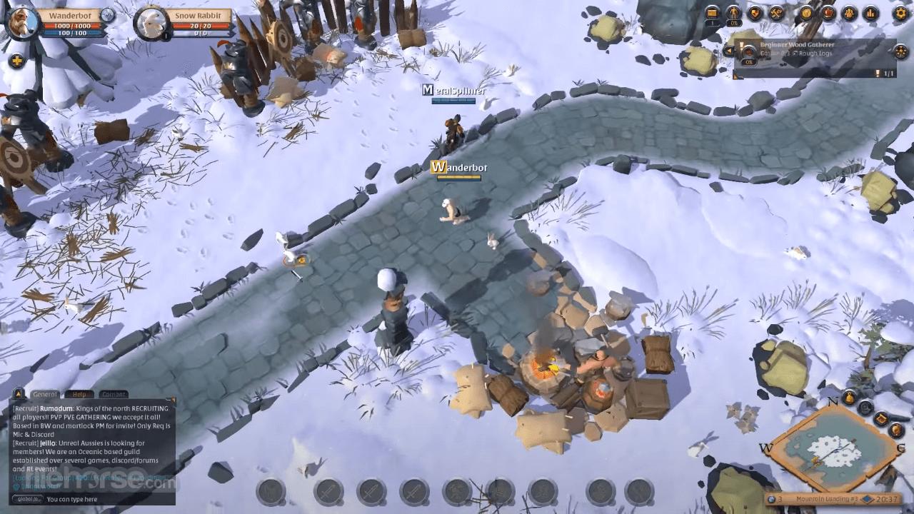 Albion Online Screenshot 2
