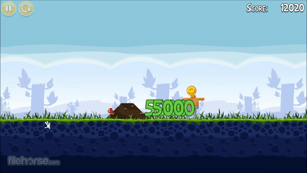 Angry Birds 4.0 Screenshot 3