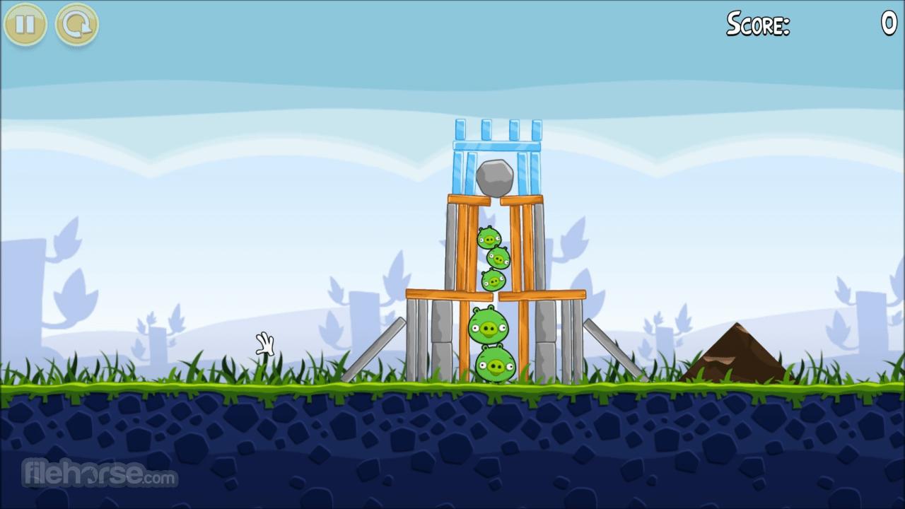 Angry Birds 4.0 Screenshot 4