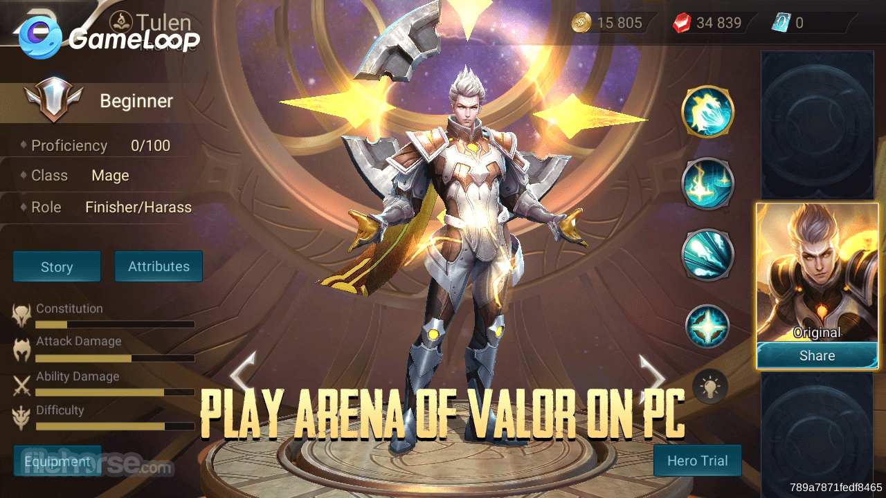 Arena of Valor for PC Screenshot 1