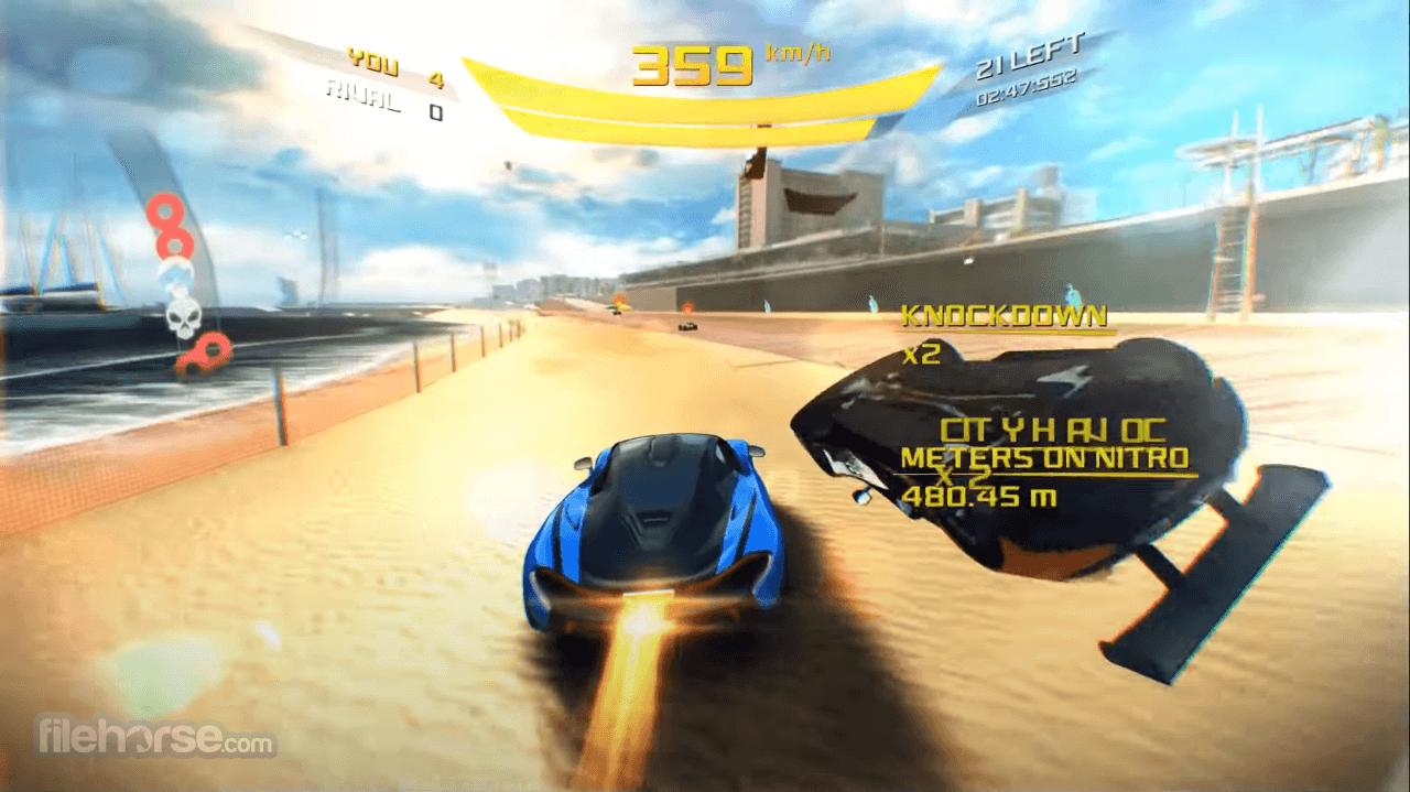 Asphalt 8: Airborne Screenshot 3