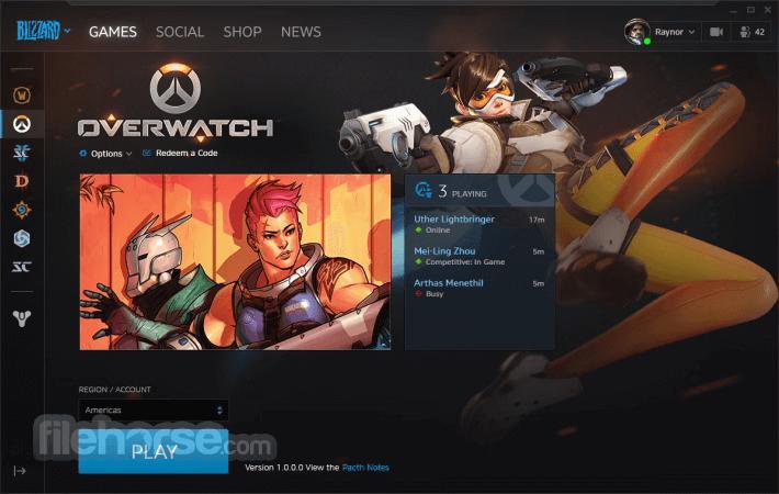Download  Blizzard Battle.net Desktop for Windows free 2021