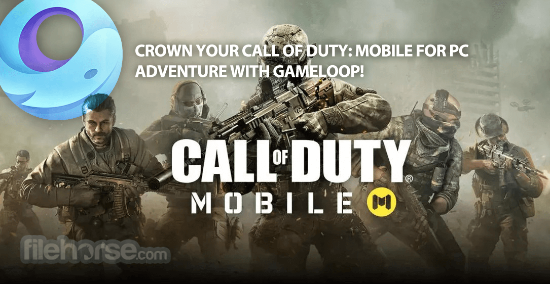 Call Of Duty Mobile For Pc Download 2021 Latest For Windows 10 8 7