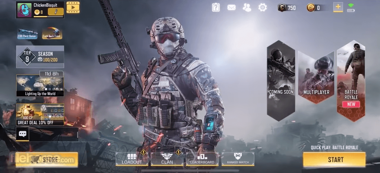 Call of Duty: Mobile for PC Screenshot 4