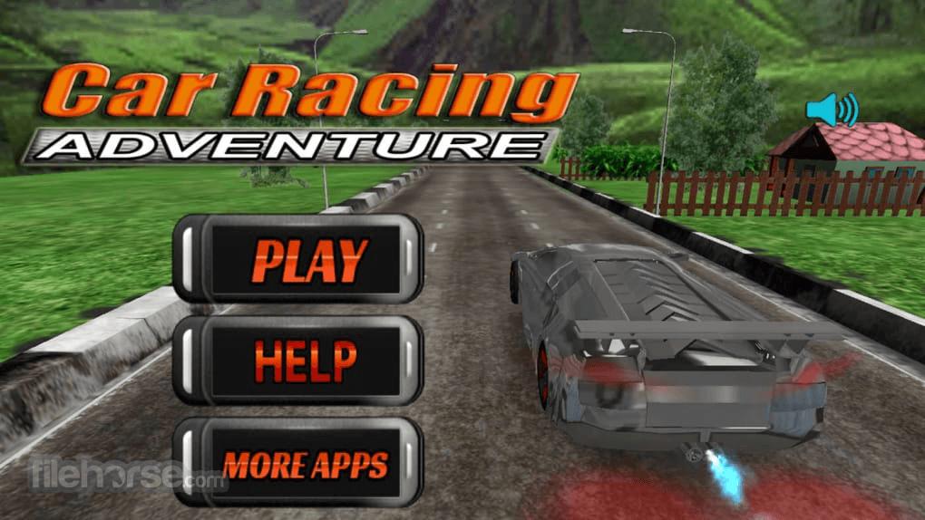 Car Racing Adventure Captura de Pantalla 1