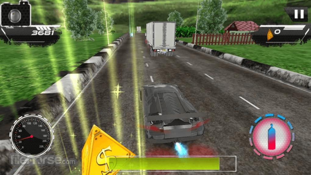 Car Racing Adventure Captura de Pantalla 2