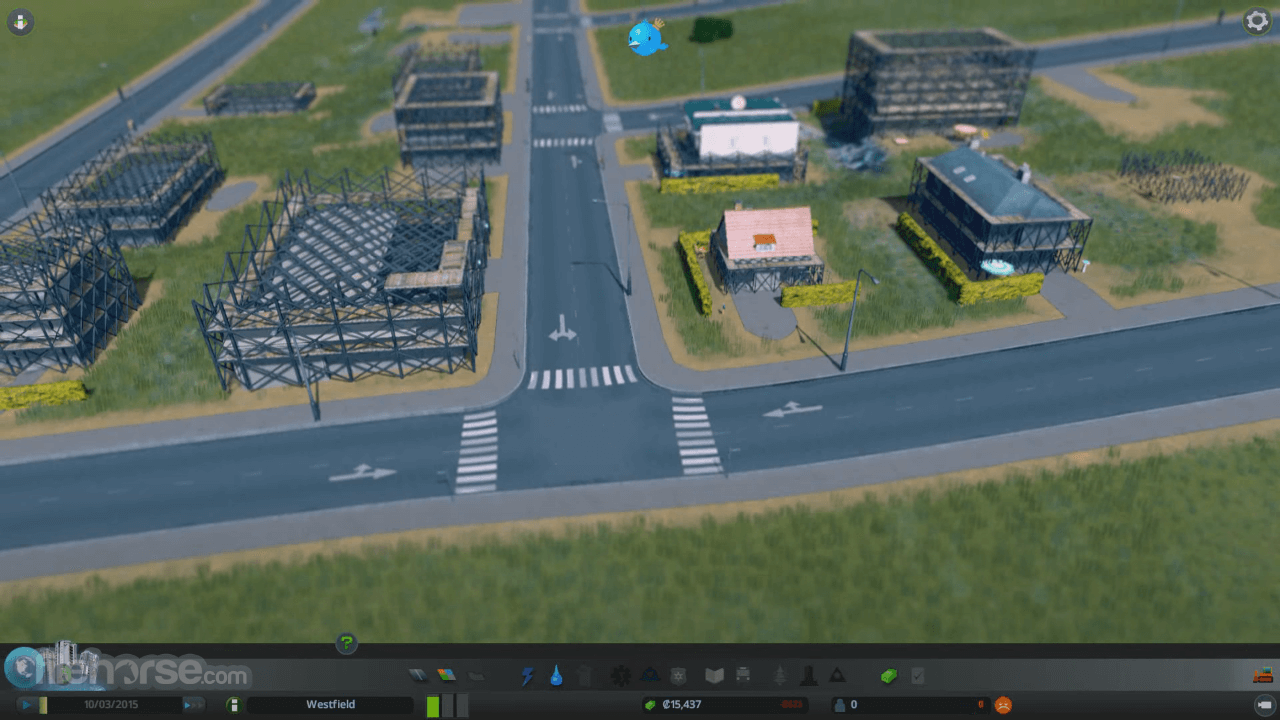 Cities Skylines Captura de Pantalla 4