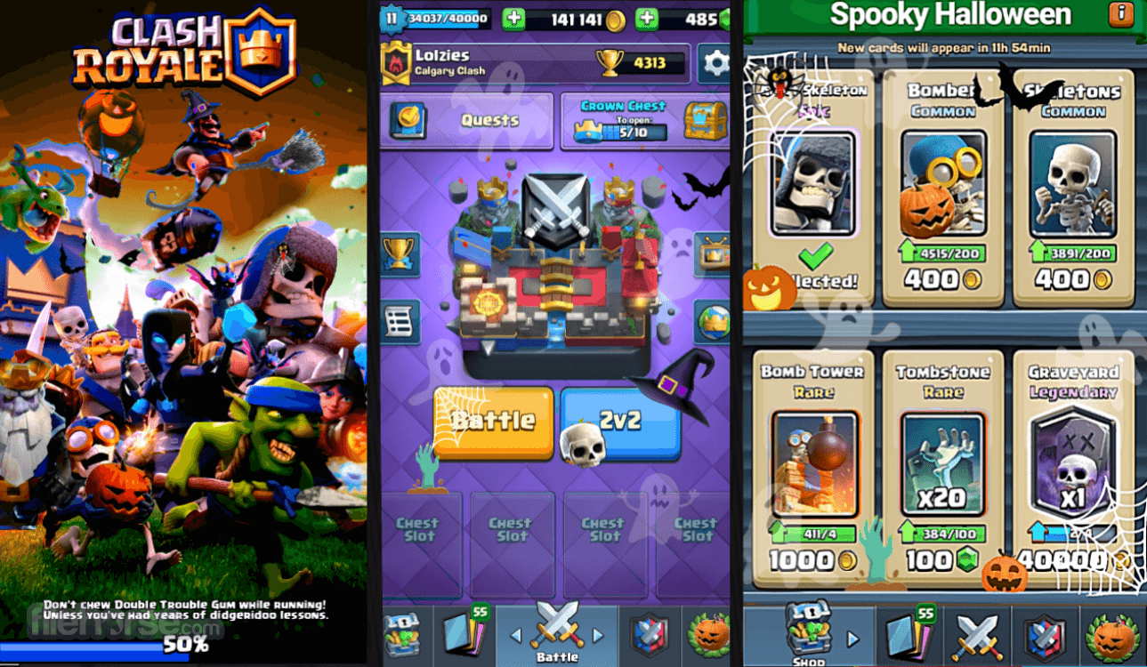 Clash Royale for PC Screenshot 1