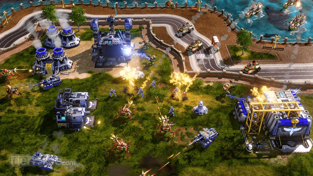 Download  Command & Conquer: Red Alert 3 for Windows free 2021