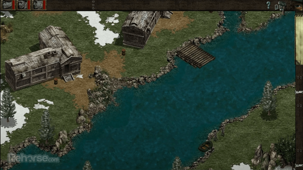 Commandos: Behind Enemy Lines Screenshot 1