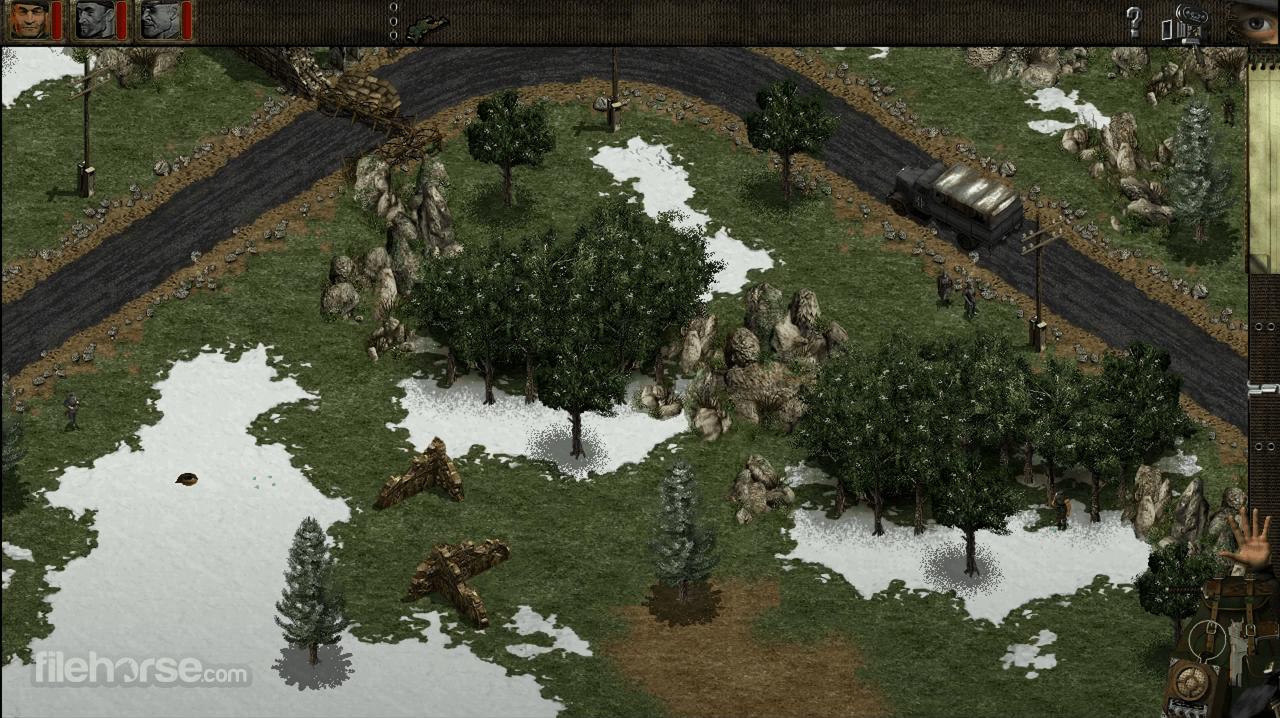 Commandos: Behind Enemy Lines Screenshot 2