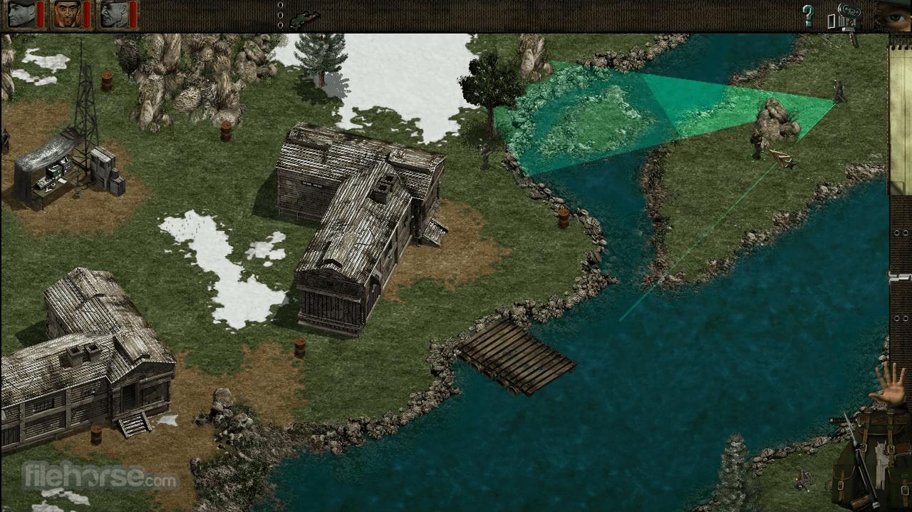 Commandos: Behind Enemy Lines Screenshot 3