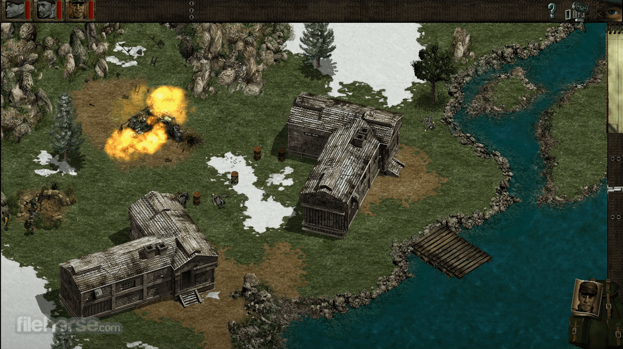 Commandos: Behind Enemy Lines Screenshot 5