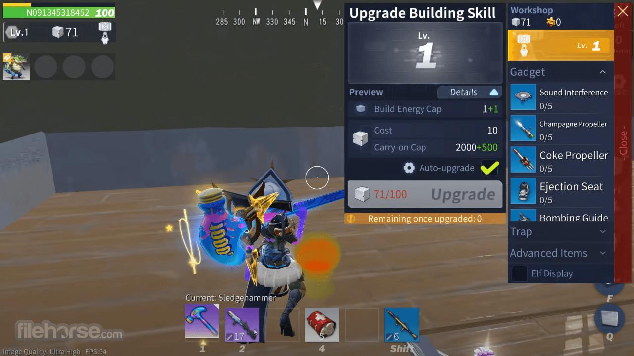Creative Destruction for PC Screenshot 2