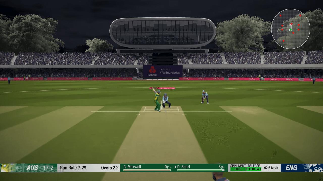 Cricket 19 Screenshot 3