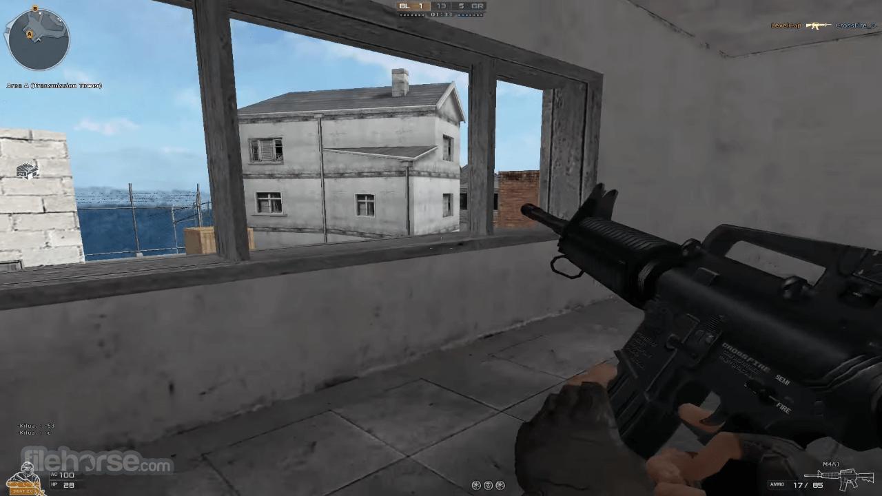 CrossFire Screenshot 3