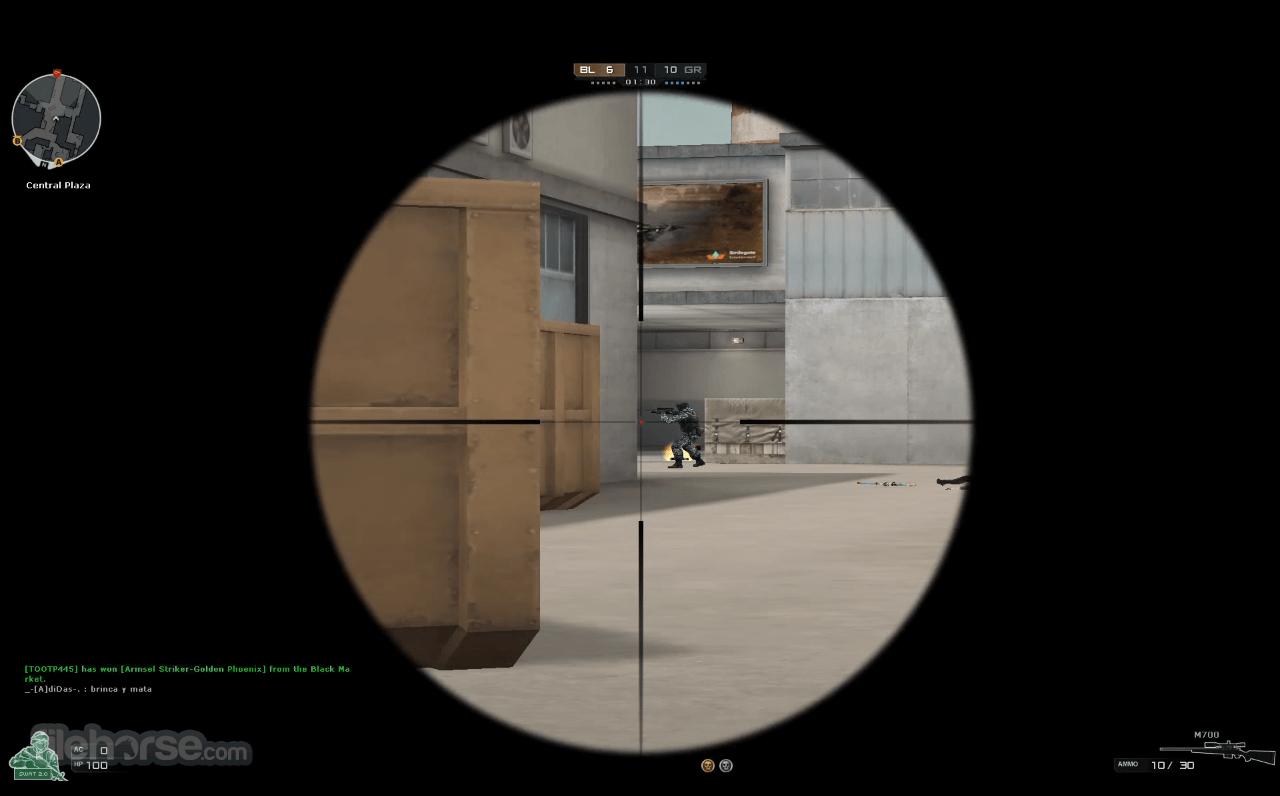 CrossFire Screenshot 4