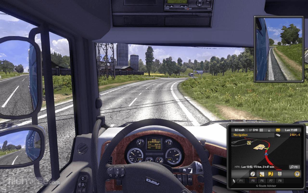 Euro Truck Simulator 2 Download 2021 Latest For Windows 10 8 7