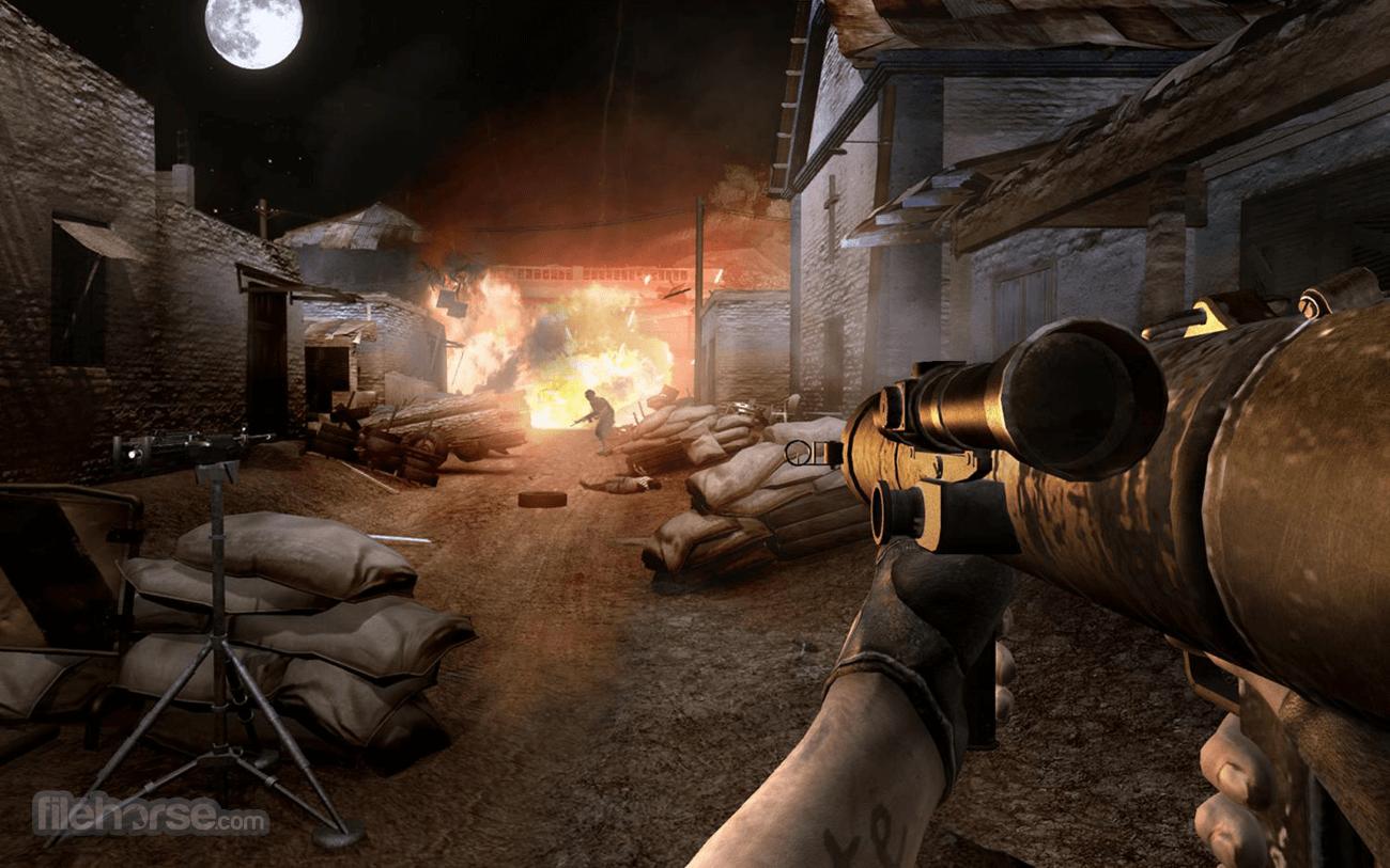 Far Cry 2 Captura de Pantalla 3