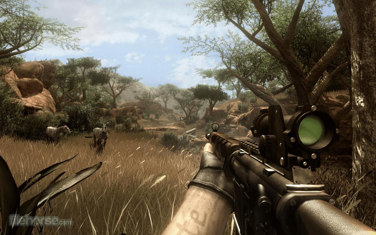 Far Cry 2 Captura de Pantalla 4