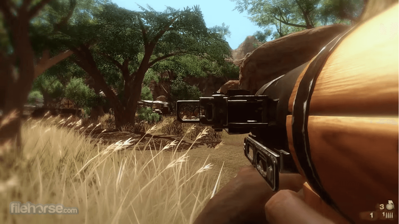 Far Cry 2 Captura de Pantalla 5