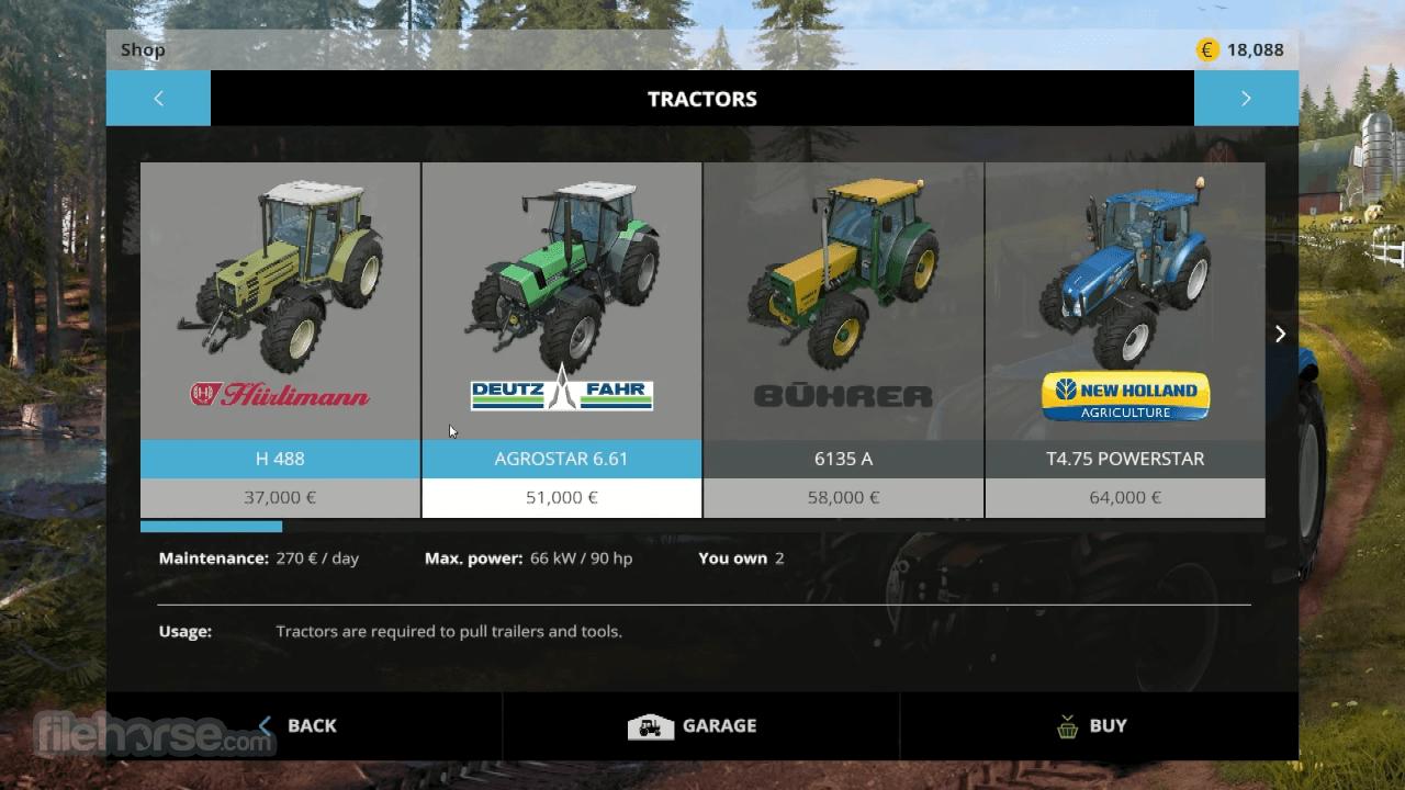 Farming Simulator 15 Screenshot 4