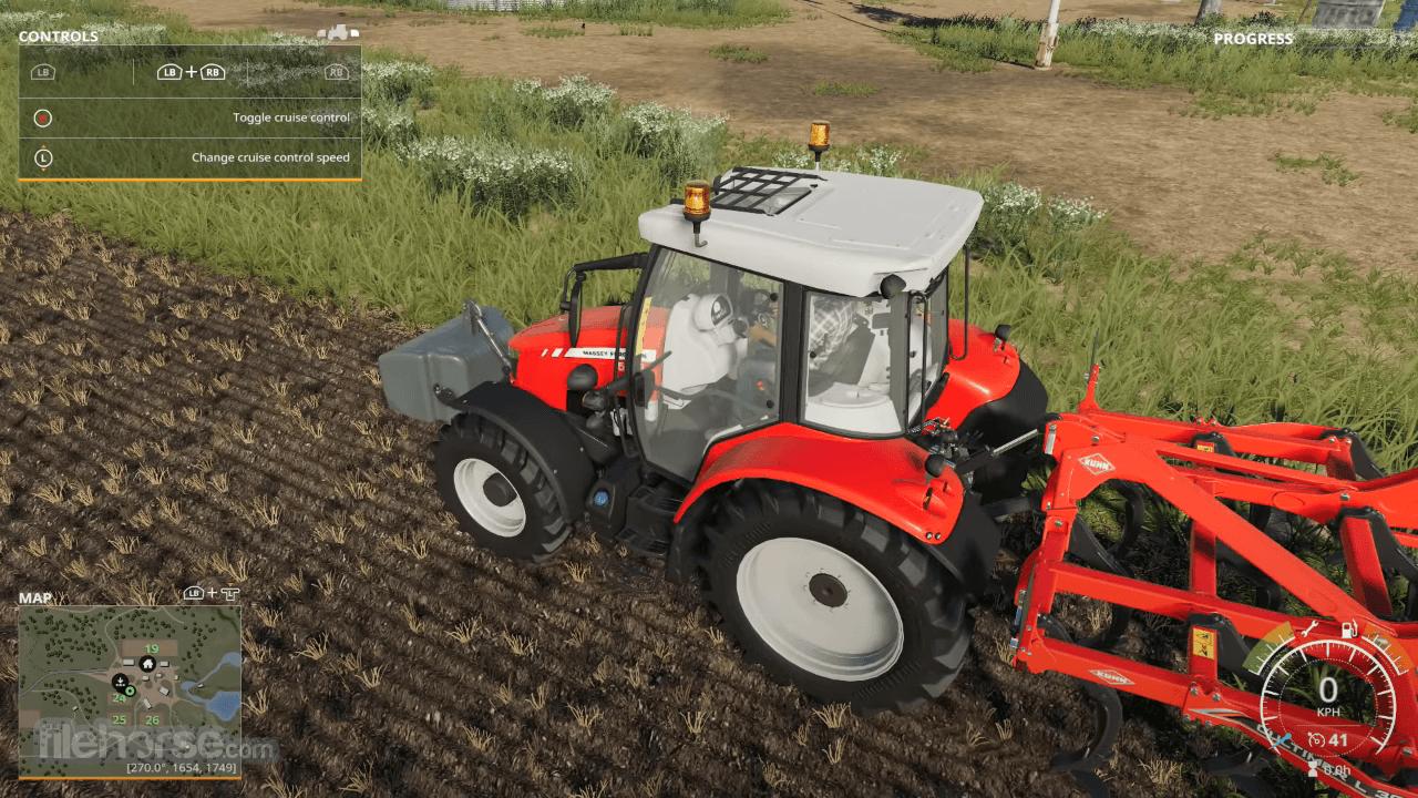 Farming Simulator 19 - Platinum Edition Download Free