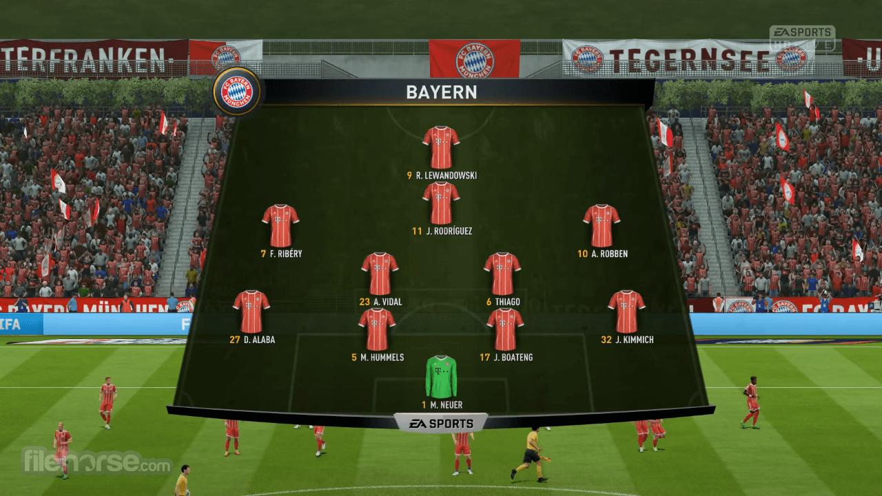 FIFA 18 Screenshot 1