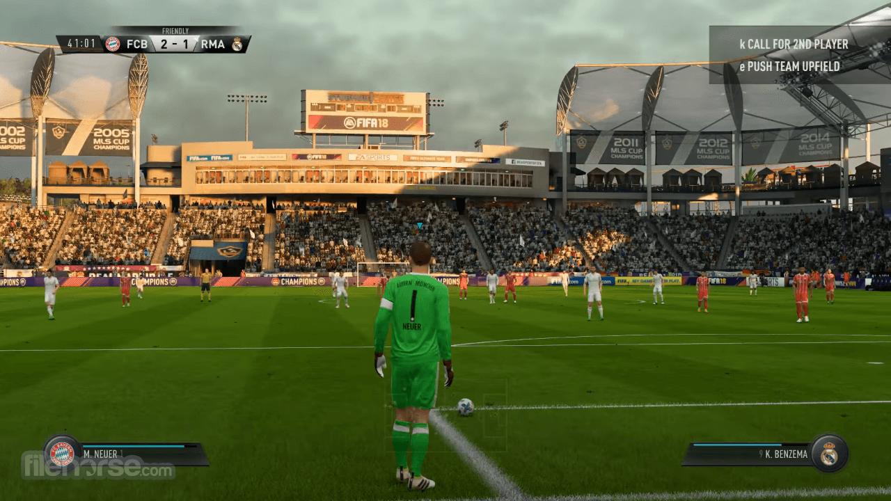 FIFA 18 Screenshot 4