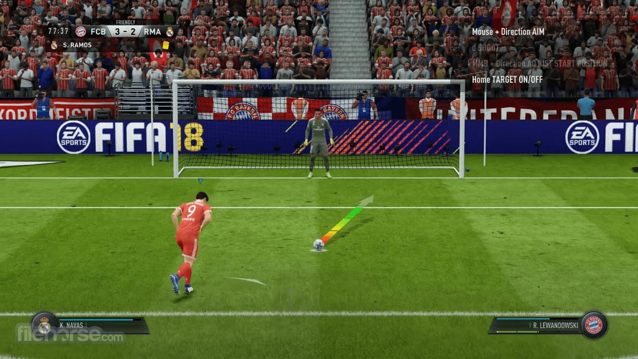 FIFA 18 Screenshot 5