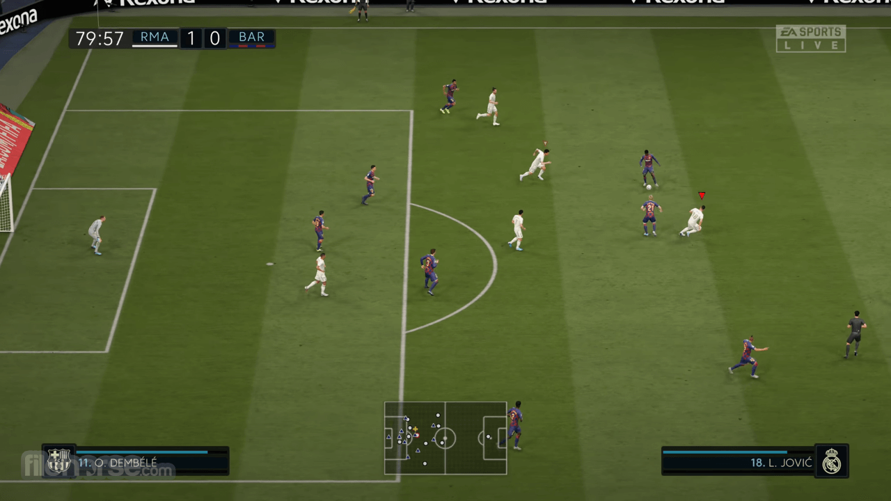 FIFA 20 Screenshot 4