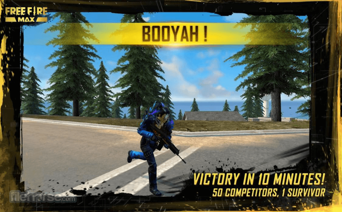 Free Fire MAX for PC Screenshot 2