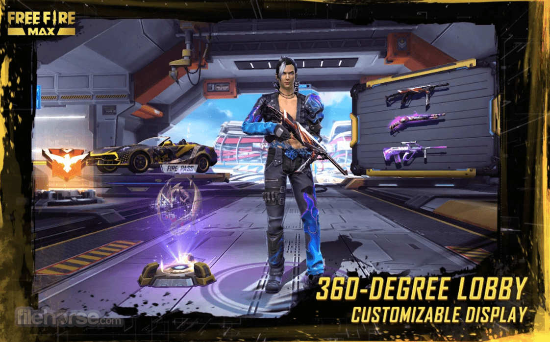 Free Fire MAX for PC Screenshot 4