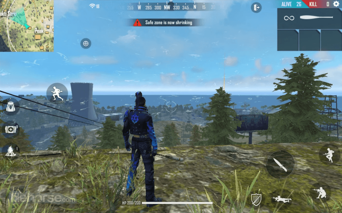 Free Fire MAX for PC Screenshot 5