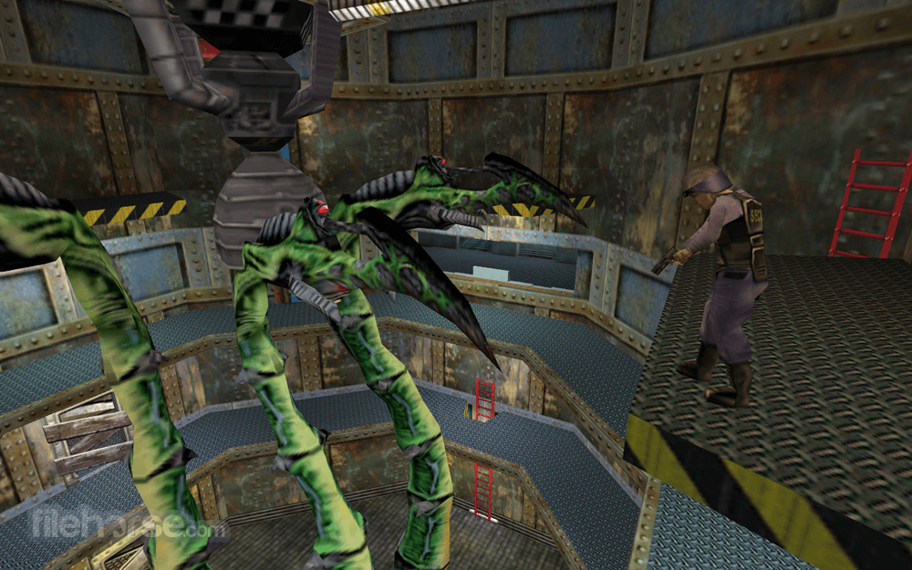 Half Life Screenshot 2