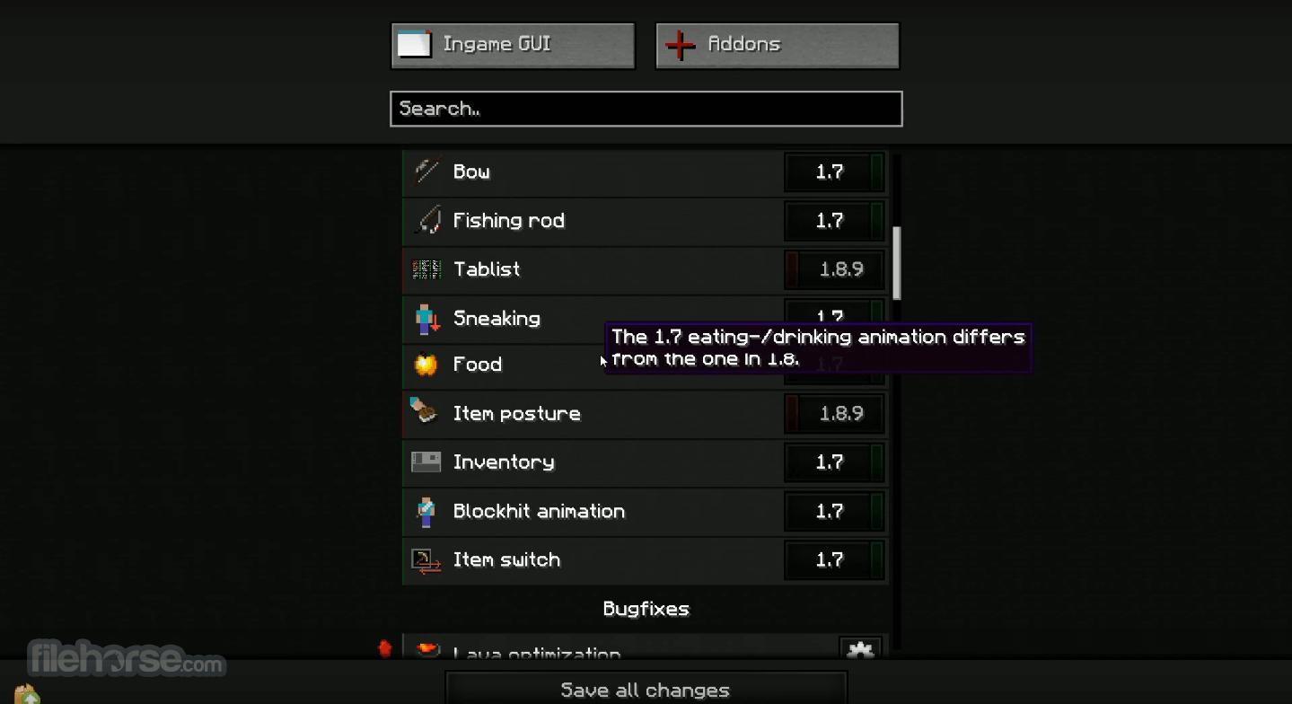 LabyMod 3.6.12 Screenshot 4