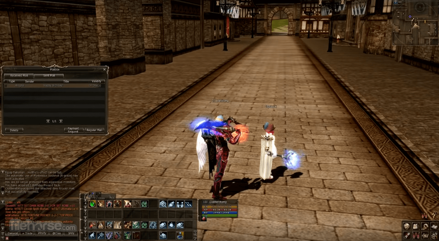 4 game lineage 2 download