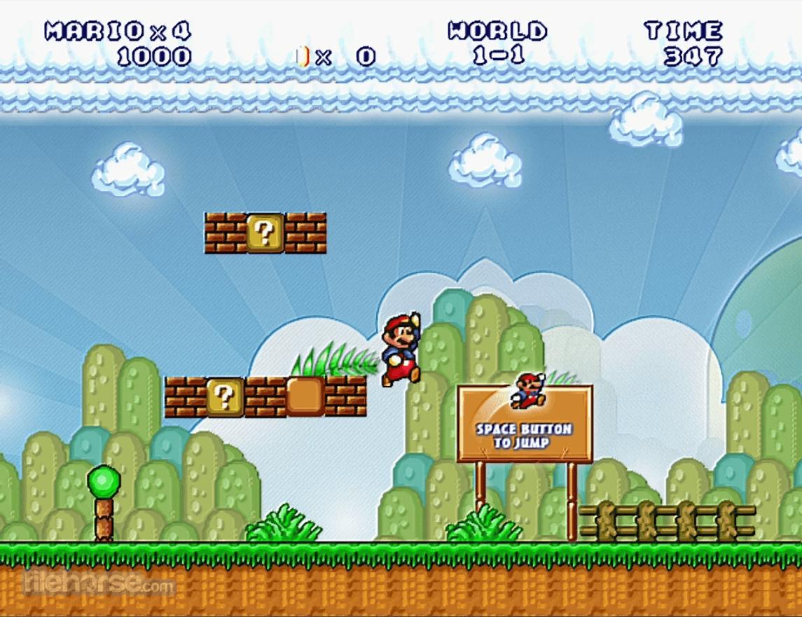 Mario Forever 7.0.2e Captura de Pantalla 1