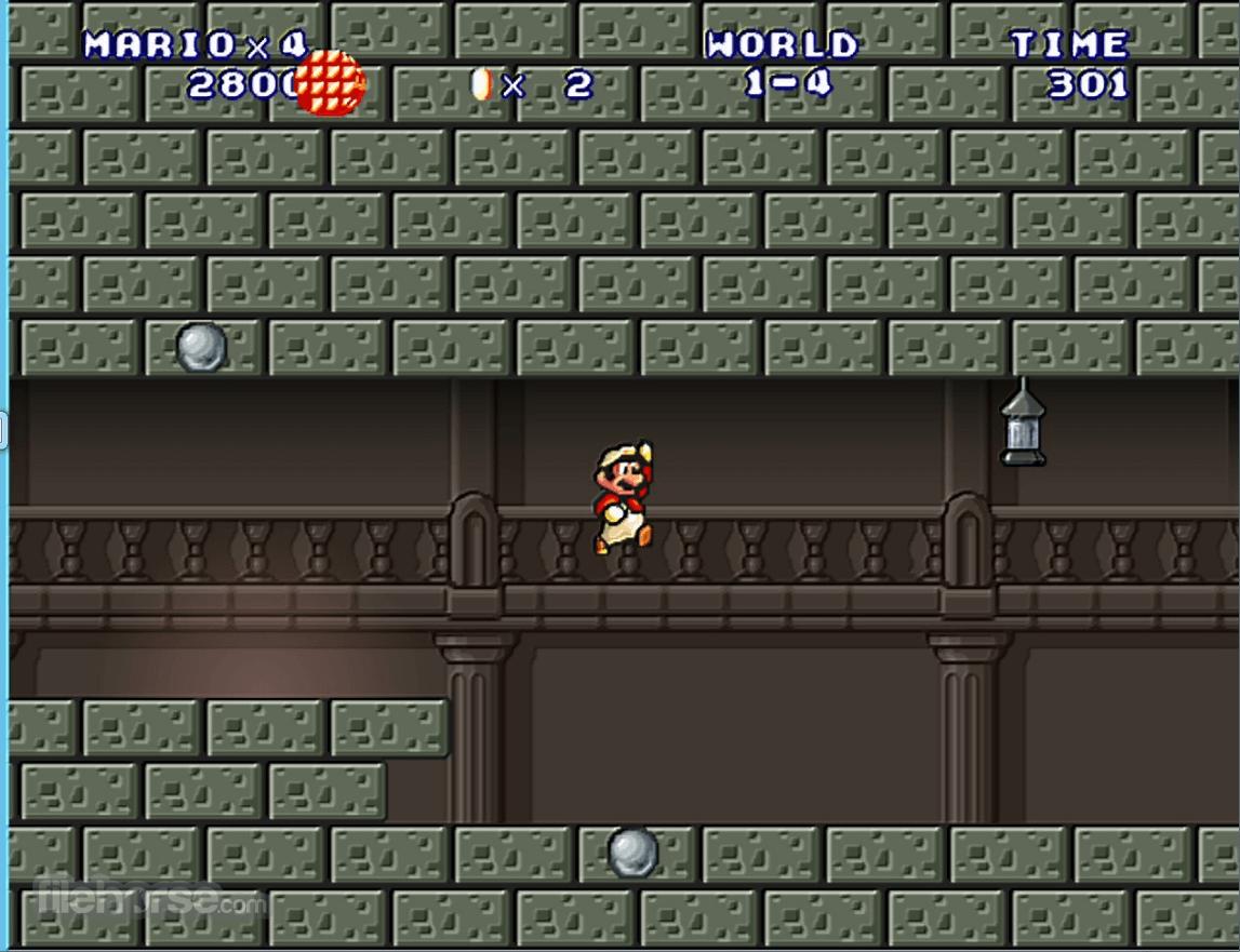 Mario Forever 7.0.2e Captura de Pantalla 3