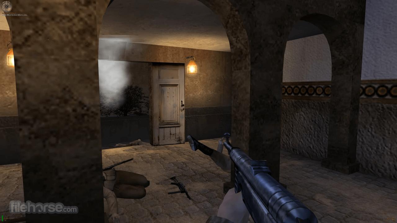 Medal of Honor: Allied Assault Screenshot 1