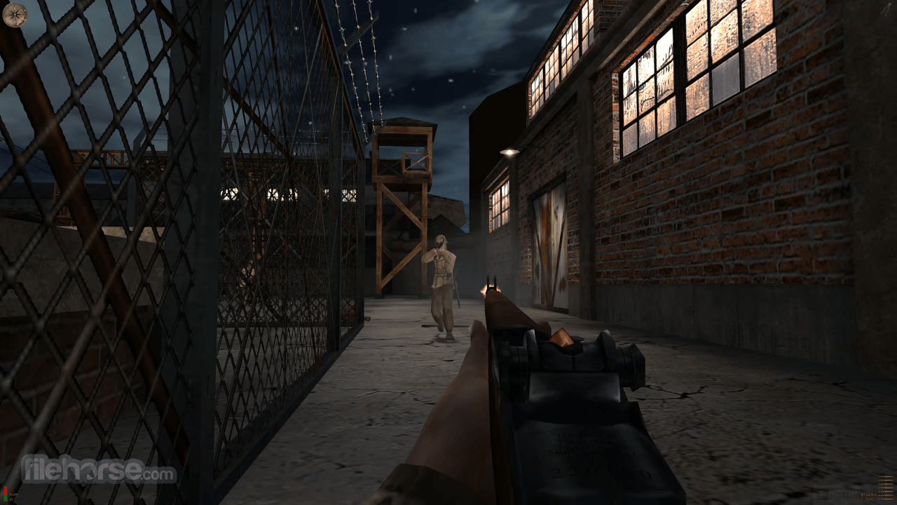 Medal of Honor: Allied Assault Screenshot 4