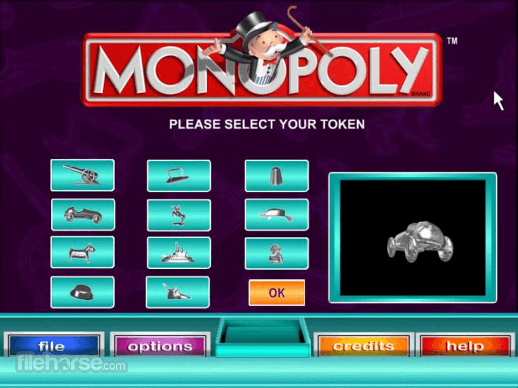Monopoly Screenshot 1