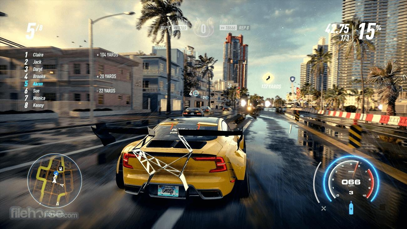Need for Speed Heat Captura de Pantalla 4