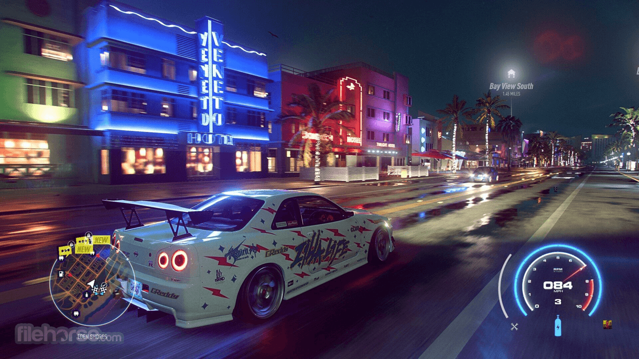 Need for Speed Heat Captura de Pantalla 5