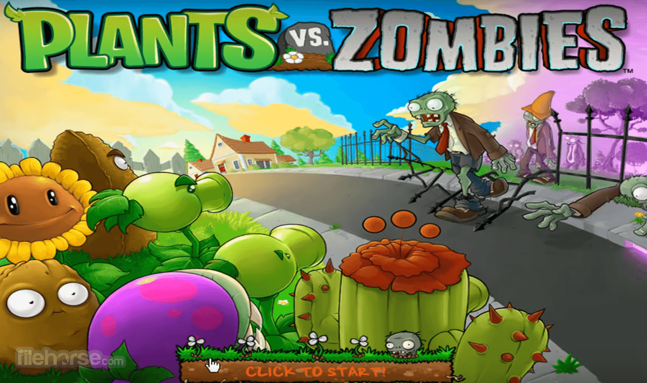 plant vs zombie free download for windows 10