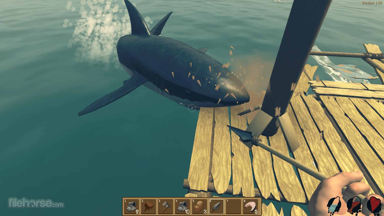 Raft 1.05b Screenshot 2