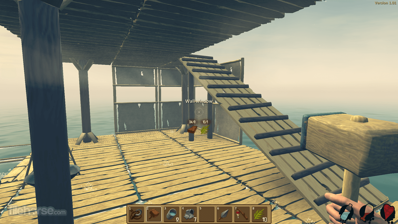 Raft 1.05b Screenshot 3