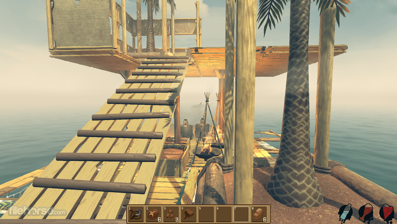 Raft 1.05b Screenshot 4
