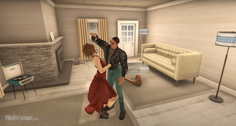 Second Life Screenshot 2