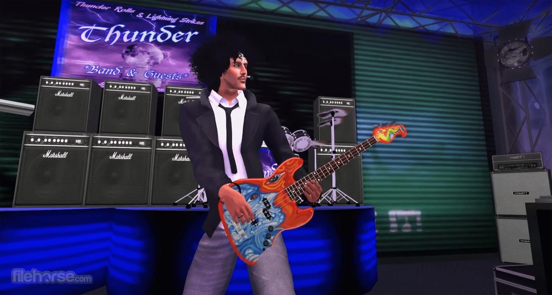Second Life Screenshot 3